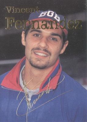 N° 012 - Vincent FERNANDEZ (Recto)