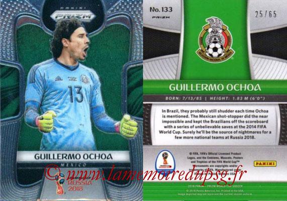 2018 - Panini Prizm FIFA World Cup Russia - N° 133 - Guillermo OCHOA (Mexique)