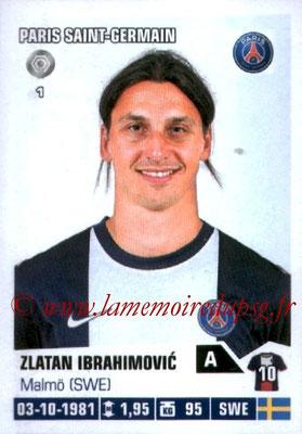 N° 332 - Zlatan IBRAHIMOVIC