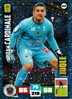 2016-17 - Panini Adrenalyn XL Ligue 1 - N° 409 - Yoan CARDINALE (Nice) (Idole)