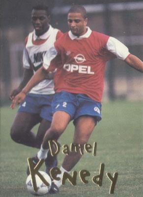 N° 055 - Daniel KENEDY (Recto)