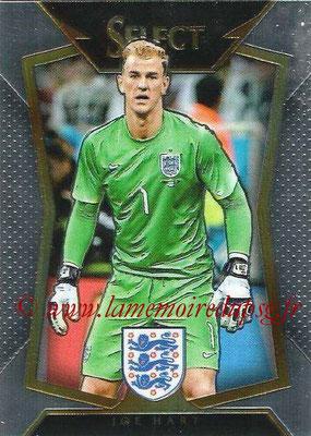 2015 - Panini Select Soccer - N° 030 - Joe HART (Angleterre)