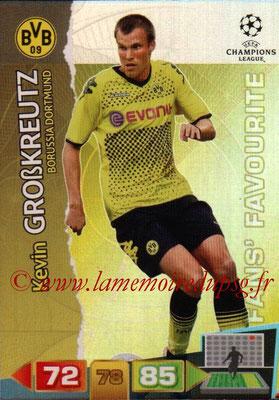 2011-12 - Panini Champions League Cards - N° 303 - Kevin GROSSKREUTZ (Borussia Dortmund)