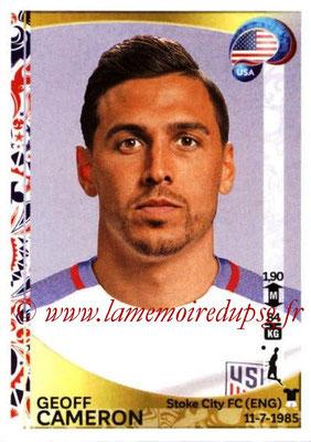 Panini Copa America Centenario USA 2016 Stickers - N° 020 - Geoff CAMERON (USA)