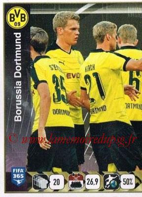 2015-16 - Panini FIFA 365 Stickers - N° 507- Equipe Borussia Dortmund 1