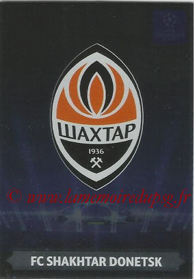 2013-14 - Adrenalyn XL champions League N° 027 - FC Shakhtar Donetsk
