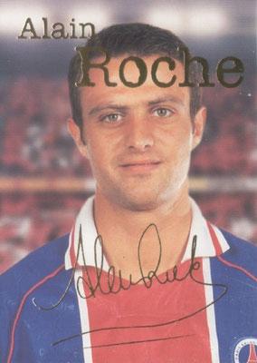 N° 024 - Alain ROCHE (Recto)
