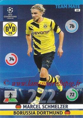 2014-15 - Adrenalyn XL champions League N° 110 - Marcel SCHMELZER (Borussia Dortmund)