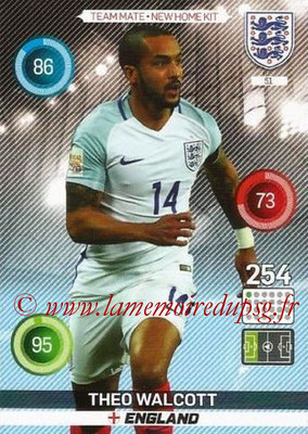 Panini England 2016 Adrenalyn XL - N° 051