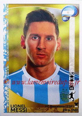 Panini Copa America Centenario USA 2016 Stickers - N° 324 - Gonzalo HIGUAIN (Argentine)