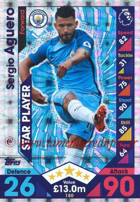 2016-17 - Topps Match Attax Premier League - N° 180