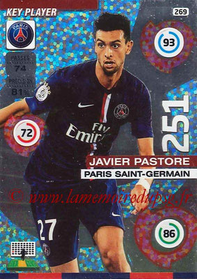 N° 269 - Javier PASTORE (Key Player)