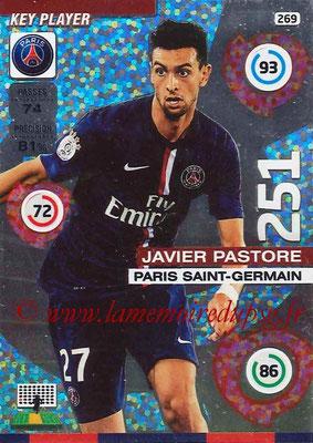 N° 269 - Javier PASTORE (Key Player)