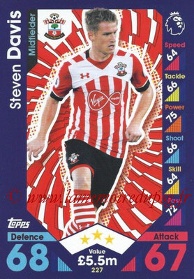 2016-17 - Topps Match Attax Premier League - N° 227