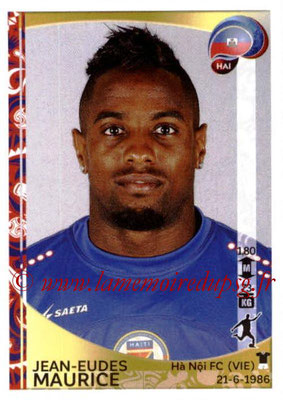 Panini Copa America Centenario USA 2016 Stickers - N° 181 - Jean-Eudes MAURICE (Haiti)