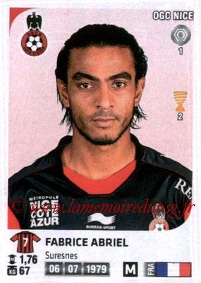 N° 276 - Fabrice ABRIEL (1999-01, PSG > 2012-13, Nice)