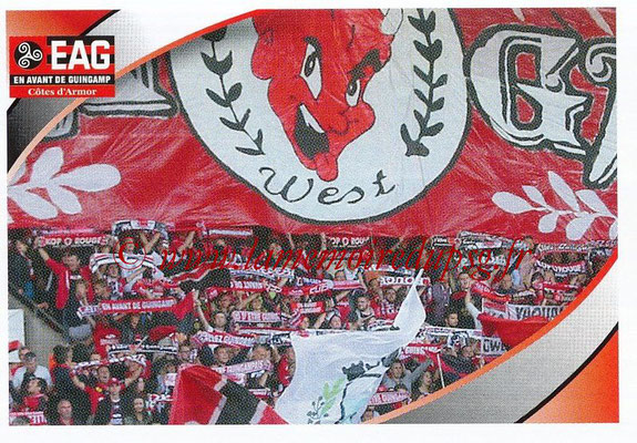 2018-19 - Panini Ligue 1 Stickers - N° 148 - Supporters Guingamp