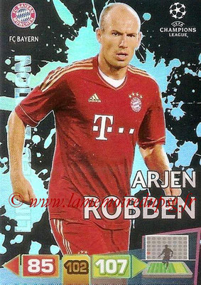 2011-12 - Panini Champions League Cards - N° LE13 - Arjen ROBBEN (FC Bayern Munich) (Limited Edition)