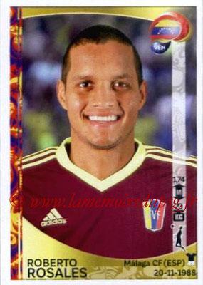 Panini Copa America Centenario USA 2016 Stickers - N° 285 - Roberto ROSALES (Venezuela)
