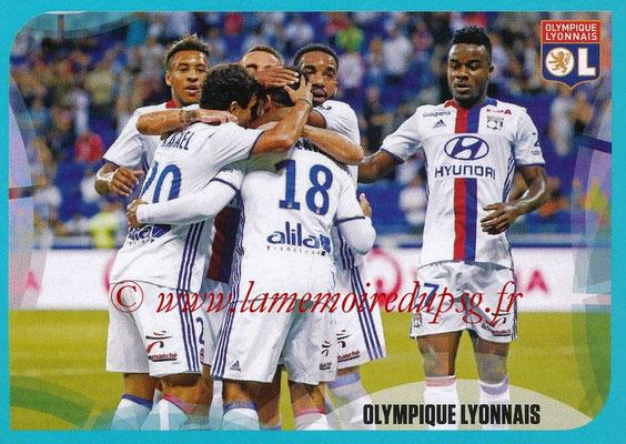 2016-17 - Panini Ligue 1 Stickers - N° 341 - Joie Lyon