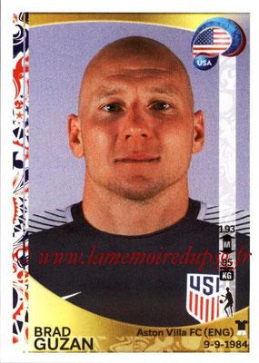 Panini Copa America Centenario USA 2016 Stickers - N° 018 - Brad GUZAN (USA)