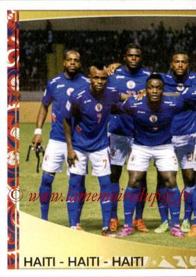 Panini Copa America Centenario USA 2016 Stickers - N° 159 - Equipe Haiti 1