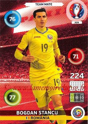 Panini Euro 2016 Cards - N° 309 - Bogdan STANCU (Roumanie)