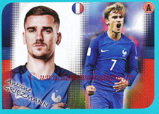 2016-17 - Panini Ligue 1 Stickers - N° P19 - Antoine GRIEZMANN (Poster Equipe de France)