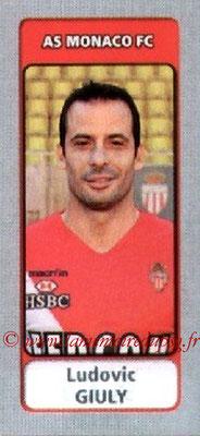 N° 604 - Ludovic GIULY (2008-11, PSG > 2011-12, Monaco)