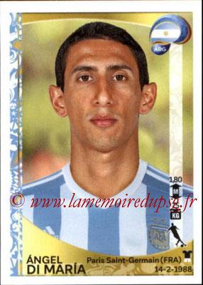 N° 318 - Angel Di Maria (2015-??, PSG > 2016, Argentine)