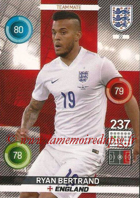 Panini England 2016 Adrenalyn XL - N° 022