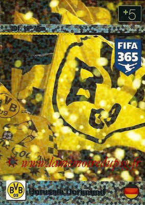2015-16 - Panini Adrenalyn XL FIFA 365 - N° 301 - Borussia Dortmund (12th Man)