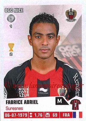 N° 301 - Fabrice ABRIEL (1999-01, PSG > 2013-14, Nice)