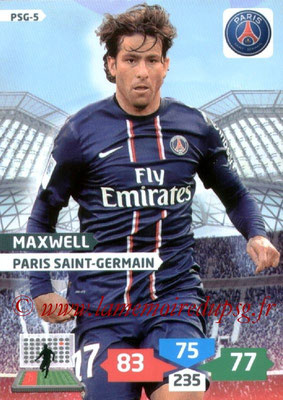 N° PSG-05 - MAXWELL