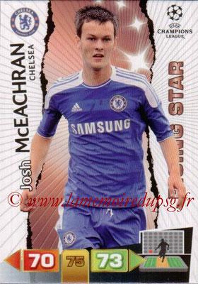 2011-12 - Panini Champions League Cards - N° 091 - Josh MCEACHRAN (Chelsea FC) (Rising Star)