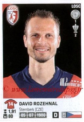 N° 134 - David ROZEHNAL (2005-07, PSG > 2012-13, Lille)