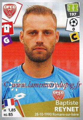 2017-18 - Panini Ligue 1 Stickers - N° 105 - Baptiste REYNET (Dijon)
