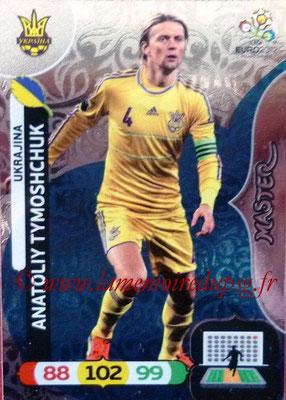 Panini Euro 2012 Cards Adrenalyn XL - N° 300 - Anatoliy TYMOSHCHUK (Ukraine) (Master)