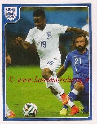 Panini England 2016 - N° 173