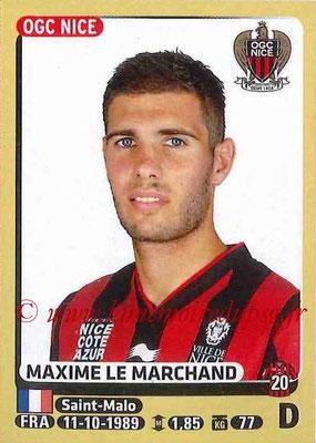 2015-16 - Panini Ligue 1 Stickers - N° 321 - Kévin GOMIS (OGC Nice)