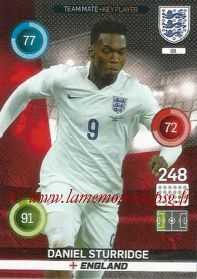 Panini England 2016 Adrenalyn XL - N° 068