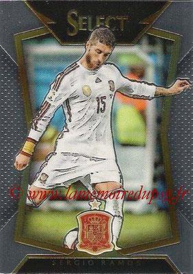2015 - Panini Select Soccer - N° 073 - Sergio RAMOS (Espagne)