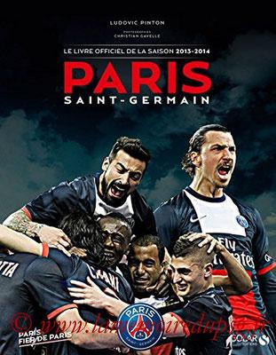 2014-11-11 - PSG Livre officiel saison 2013-14 (Solar)