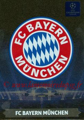2013-14 - Adrenalyn XL champions League N° 008 - FC Bayern de Munich