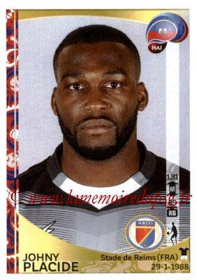 Panini Copa America Centenario USA 2016 Stickers - N° 161 - Johny PLACIDE (Haiti)