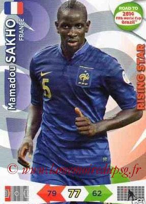N° 092 - Mamadou SAKHO (2006-Jan 2014, PSG > 2014, France)