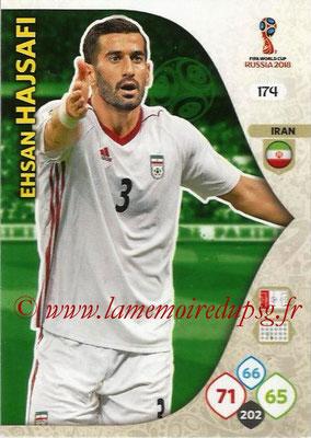 2018 - Panini FIFA World Cup Russia Adrenalyn XL - N° 174 - Mehdi TAREMI (Iran)