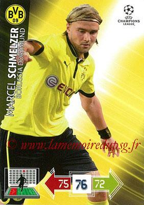 2012-13 - Adrenalyn XL champions League N° 072 - Marcel SCHMELZER (Borussia Dortmund)