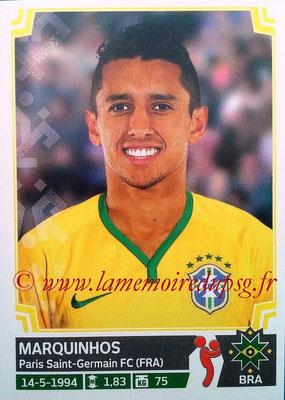 N° 213 - MARQUINHOS (2013-??, PSG > 2015, Brésil)