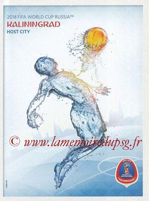 2018 - Panini FIFA World Cup Russia Stickers - N° 022 - Kaliningrad